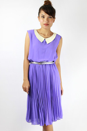 pleated dress lovemartini dress