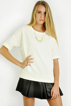 Motive top (cream)