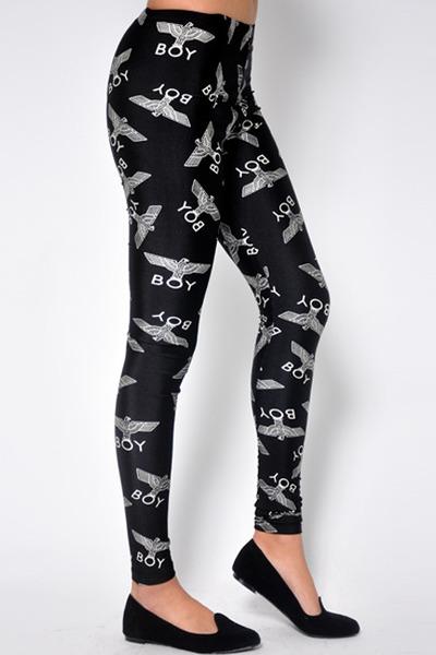 lovemartini leggings