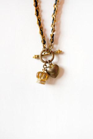 lovemartini necklace