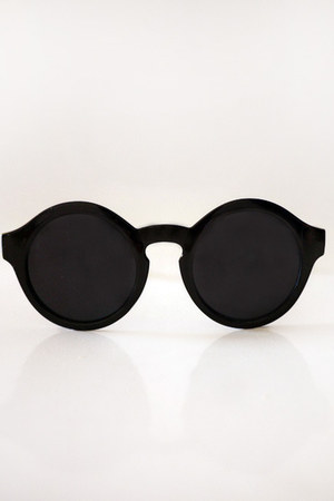 round shades lovemartini sunglasses