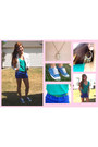 Coach-shoes-white-members-only-jacket-teal-american-eagle-shirt