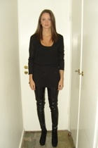 Filippa K sweater - Bik Bok pants - Topshop shoes