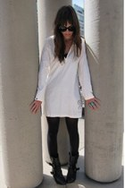 white G-Star raw dress