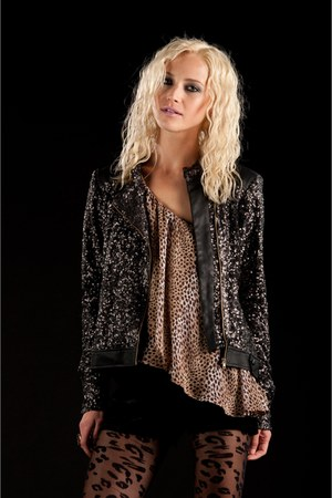 party time lucca couture jacket