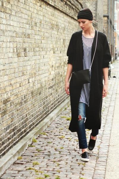 Monki cardigan - Monki blouse