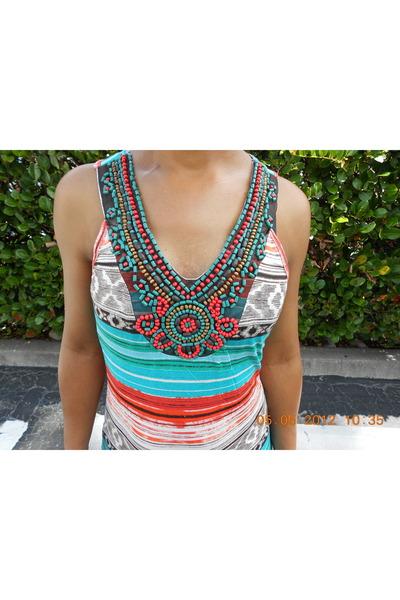 maxi dress dress