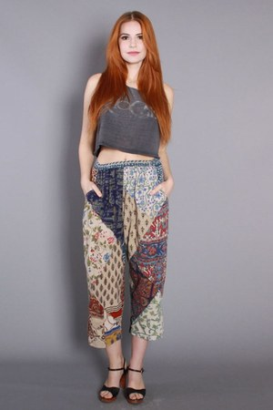 LUCKY VINTAGE pants