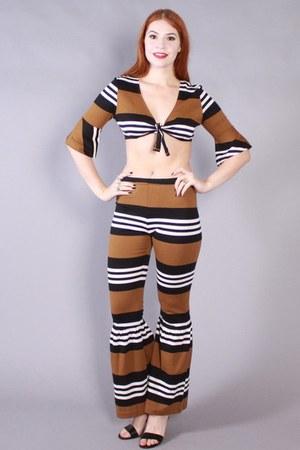 LUCKY VINTAGE bodysuit