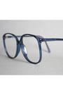 Big Blue Glasses Frames : Wilshire Designs Glasses