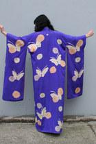 Blue-silk-kimono-vintage-jacket
