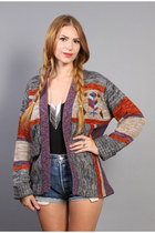 vintage from Lucky Vintage cardigan