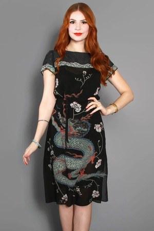 Nancy Bracoloni for Shangri-la dress