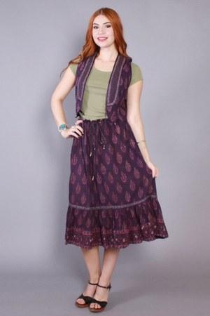 LUCKY VINTAGE skirt