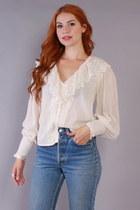 Gunne-sax-blouse