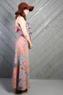 Nude-vintage-dress