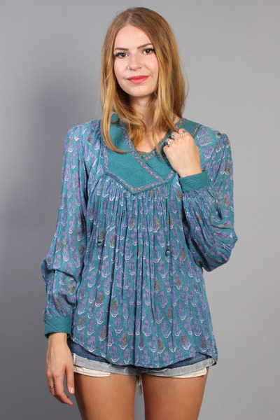 LUCKY VINTAGE blouse
