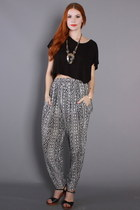 90s Slouchy Pants