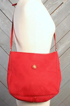 red pucci purse