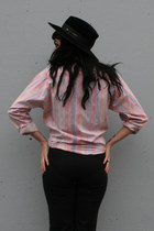 Light Pink Vintage Shirts