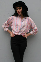 Light-pink-vintage-shirt