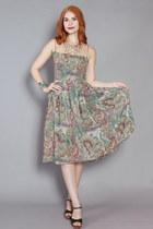 70s Sun Dress