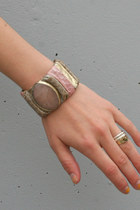 light pink vintage bracelet