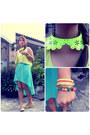 Aquamarine-mullet-forever-21-dress-yellow-shoe-box-flats-macys-accessories