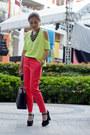 Chanel-bag-h-m-pants-bench-top