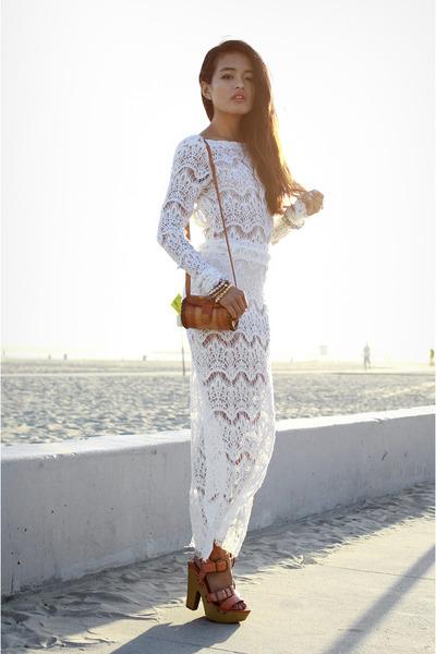 sole boutique Sole Boutique wedges - birkin dress AGAIN dress