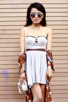 Wanderlust & Co bracelet - charlie One Teaspoon dress