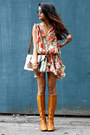 Forever-21-dress-vintage-boots-the-caravan-bag-oscar-magnusson-sunglasses