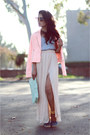 Topshop-jacket-peplum-finders-keepers-top-adalea-skirt-club-monaco-skirt