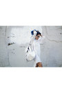 White-sheer-shirt-harper-trends-dress-white-mellow-world-bag