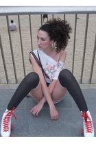 Retro Roller Girl