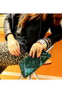 Black-zara-boots-black-leather-jacket-forest-green-boutique-purse-gold-vin