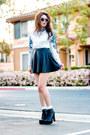 Lita-boots-frill-american-apparel-socks-pearl-zerouv-sunglasses