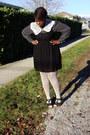 Black-forever-21-dress-cream-forever-21-stockings-black-thrifted-blouse-bl