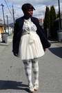 Navy-thrifted-blazer-ivory-hm-shirt-ivory-american-apparel-tights-ivory-th
