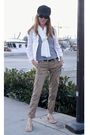 White-merona-jacket-brown-rewind-pants-blue-ralph-lauren-sport-t-shirt-whi