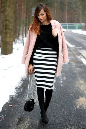 light pink SH coat