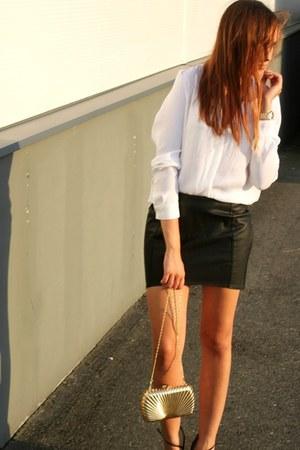 Stradivarius skirt - Stradivarius blouse