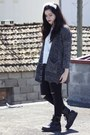 Sheinside-cardigan-stradivarius-pants