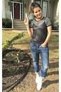 Navy-boyfriend-jeans-american-eagle-jeans