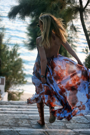 Jord Watches watch - Zara dress