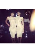 H&M dress - Akira heels