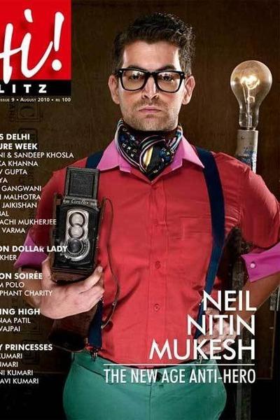 "Red Shirts, Black Scarves, Green Pants | ""Neil Nitin Mukesh on Hi ..."