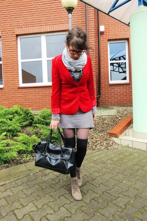 H&M jacket - Deichmann shoes - Primark socks