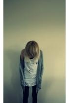 Topshop sweater - Topshop shirt