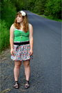 Macys-offbrand-skirt-forever21-top-accessories-f21-shoes